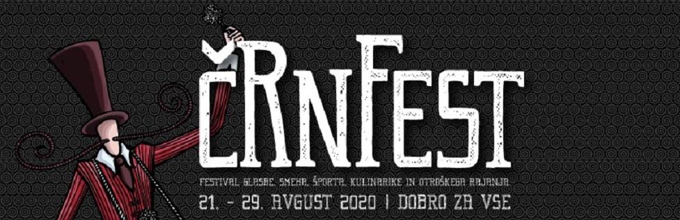 Črnfest - Avgust 2020